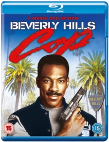 Beverly Hills Cop: Triple Feature, Blu-ray