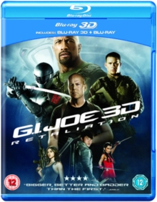 G.I. Joe: Retaliation, Blu-ray