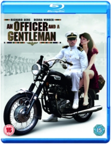An  Officer and a Gentleman, Blu-ray