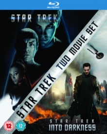 Star Trek/Star Trek - Into Darkness, Blu-ray