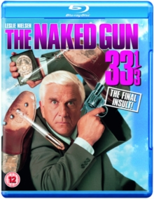 The Naked Gun 33 1/3 - The Final Insult, Blu-ray BluRay