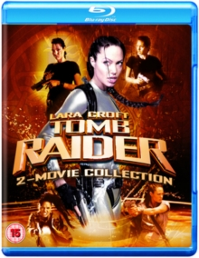 Lara Croft - Tomb Raider/Lara Croft - Tomb Raider: Cradle of Life, Blu-ray
