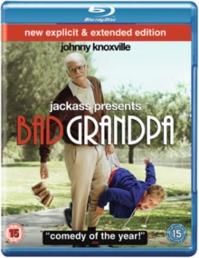 Jackass Presents - Bad Grandpa: Extended Cut, Blu-ray