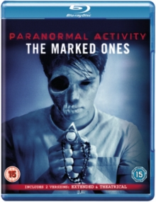 Paranormal Activity: The Marked Ones, Blu-ray