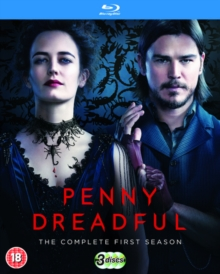 Penny Dreadful: The Complete First Season, Blu-ray