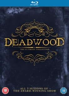 Deadwood: Seasons 1-3, Blu-ray  BluRay