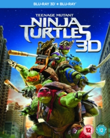 Teenage Mutant Ninja Turtles, Blu-ray