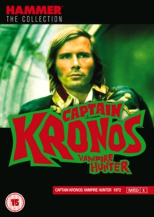Captain Kronos, Vampire Hunter, DVD
