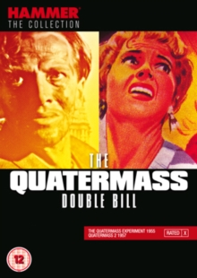 The Quatermass Xperiment/Quatermass 2, DVD