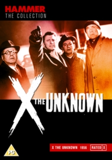 X the Unknown, DVD