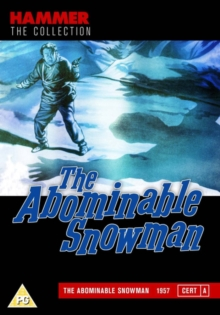 The Abominable Snowman, DVD DVD