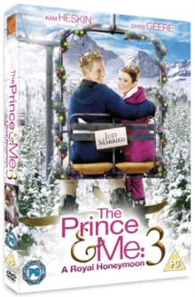 The Prince and Me 3 - A Royal Honeymoon, DVD