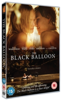 The Black Balloon, DVD