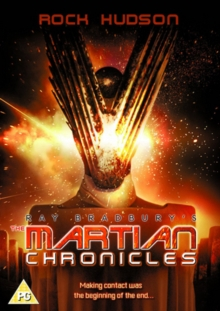 The Martian Chronicles, DVD