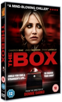 The Box, DVD DVD