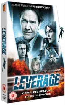 Leverage: Complete Season 1, DVD  DVD