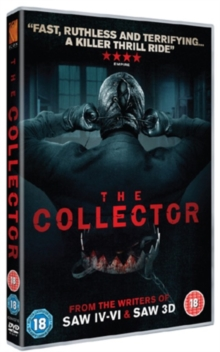 The Collector, DVD