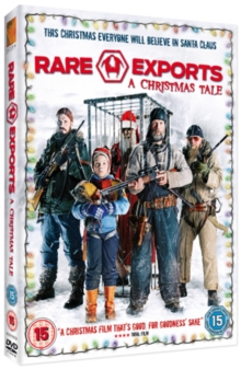 Rare Exports - A Christmas Tale, DVD