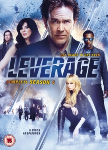 Leverage: Complete Season 4, DVD