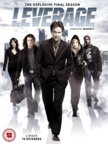 Leverage: Complete Season 5, DVD  DVD