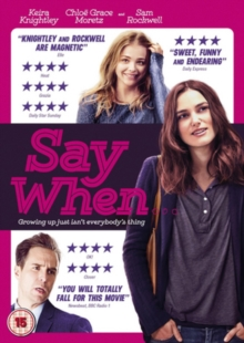 Say When, DVD