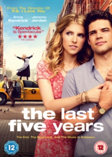 The Last Five Years, DVD