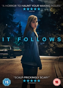 It Follows, DVD