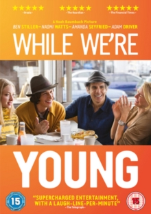 While We're Young, DVD