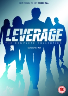 Leverage: Complete Collection, DVD