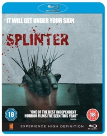 Splinter, Blu-ray