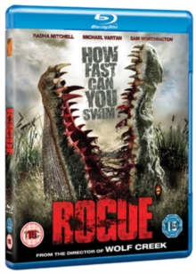 Rogue, Blu-ray  BluRay