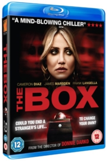 The Box, Blu-ray