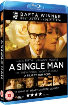 A   Single Man, Blu-ray