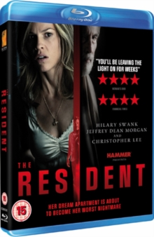 The Resident, Blu-ray