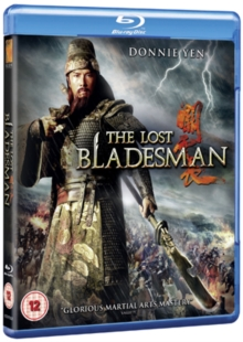 The Lost Bladesman, Blu-ray BluRay