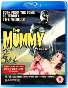 The Mummy, DVD