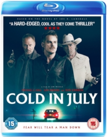 Cold in July, Blu-ray
