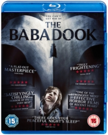 The Babadook, Blu-ray