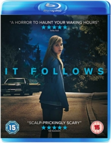 It Follows, Blu-ray