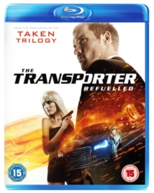 The Transporter Refuelled, Blu-ray