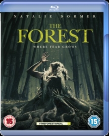 The Forest, Blu-ray