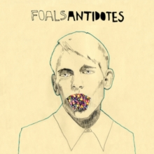 Antidotes, CD / Album