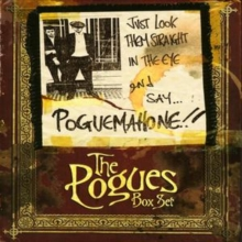 Just Look Them Straight in the Eye and Say ... Pogue Mahone, CD / Box Set