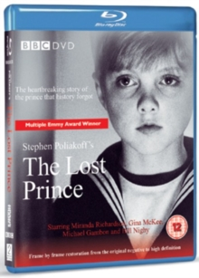 The Lost Prince, Blu-ray