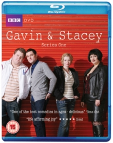 Gavin and Stacey: Series 1, Blu-ray