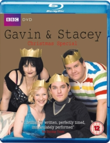 Gavin and Stacey: Christmas Special, Blu-ray
