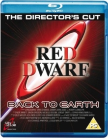 Red Dwarf: Back to Earth, Blu-ray