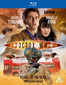 Doctor Who - The New Series: Planet of the Dead, Blu-ray