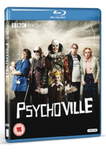 Psychoville: Series 1, Blu-ray
