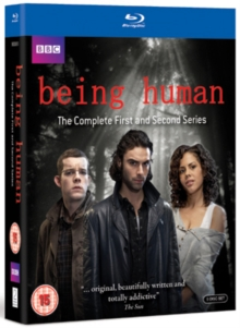 Being Human: Series 1 and 2, Blu-ray